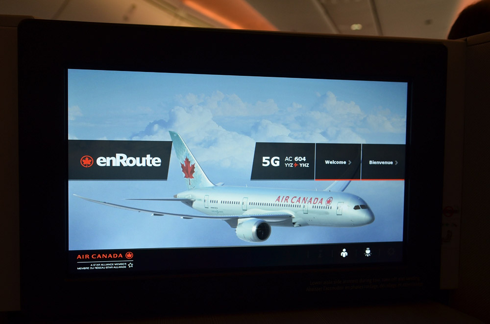 how to get seat upgrade air canada